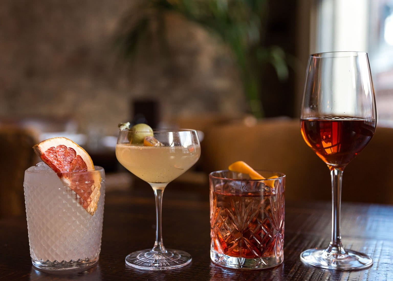 4 sherry cocktails
