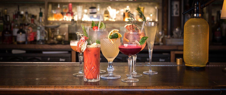 New cocktails and tonics at El Gato Negro