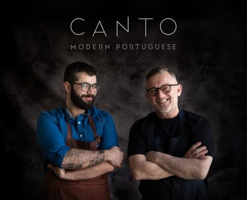 Canto, with Carlos Gomes and Simon Shaw