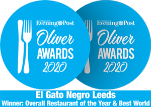 Oliver Awards 2020 winner badges