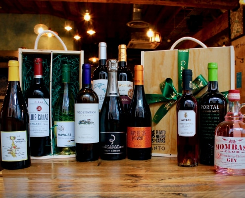 Gift sets and hampers from El Gato Negro and Canto