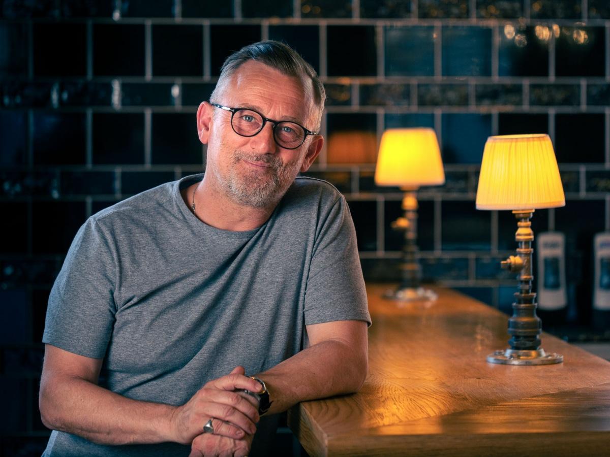 Simon Shaw says goodbye to 2020 and hello to 2021