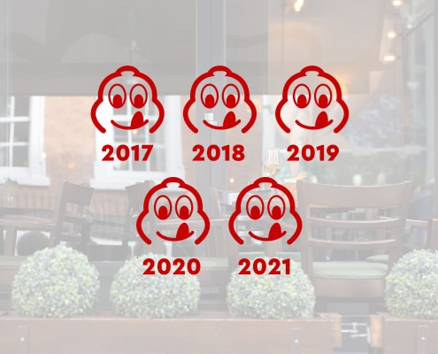 Michelin Bib Gourmand 2021